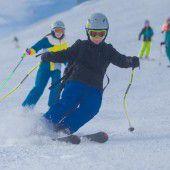 Ungetrübte Skifreuden