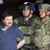 Penn vor Interview mit El Chapo beschattet