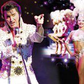 Elvis kreist wieder mit den Hüften