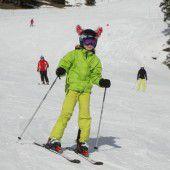 Genug Schnee für Skiwochen