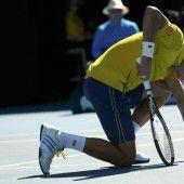 Djokovic muss über volle Distanz