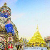 Bangkoks imposanter Königspalast