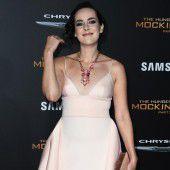 Panem-Schauspielerin erwartet erstes Kind
