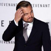 Extreme Herausforderung für DiCaprio