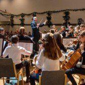Für das Bludenzer Neujahrskonzert vereinen sich die Musikschulen des Bezirks