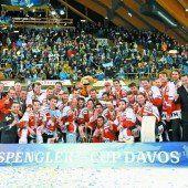 Kanadas Auswahl holte sich den Spengler Cup zum 13. Mal