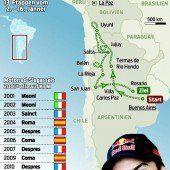 Für Walkner beginnt bei Dakar die Jagd