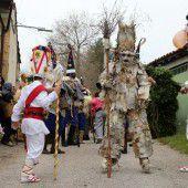 Erster Karneval in Europa