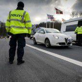 Dänemark führt Kontrollen an deutscher Grenze ein