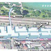 Seestadt Bregenz vor Start: Warten auf den Baubescheid