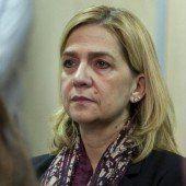 Prozess gegen Infantin Cristina vertagt