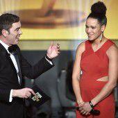 Frohe Kunde bei FIFA-Gala: Celia Sasic ist schwanger