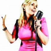 Christine Nachbauer & Band, morgen Samstag, ab 20.30 Uhr in der Kammgarn in Hard.