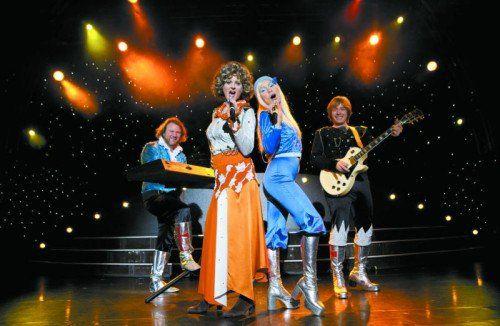 """""""Thank you for the music"""" ist eine musikalische Hommage an ABBA und ihre Kulthits."""