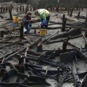 Britische Archäologen finden gut erhaltene Siedlung aus der Bronzezeit
