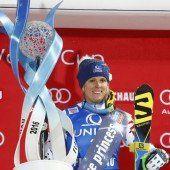 Slalom an Velez Zuzulova