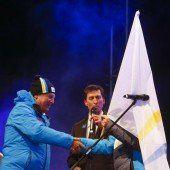 Feierliche Eröffnung der 24. Skiflug-Weltmeisterschaft am Kulm
