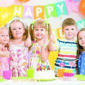 Happy Birthday mit VN-Geburtstagsanzeige