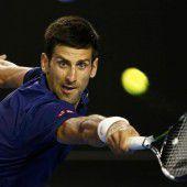 Djokovic wehrt sich