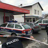 Überfall auf Feldkircher Wettlokal
