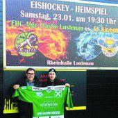 EHC Lustenau spielt im Retro-Dress