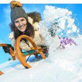 Auf Winterspuren das Land erkunden