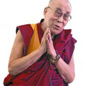Dalai Lama im Krankenhaus