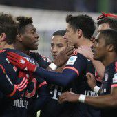 Bayern mit Sieg zum Start