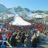 In Kitzbühel wartet das große Ski-Spektakel