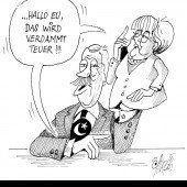 Türkischer Bauchredner!