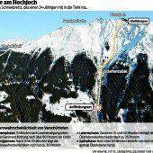 Lawine tötet Skifahrer