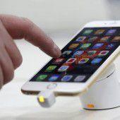 Erster Rückgang beim iPhone steht bevor