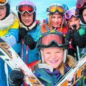 Perfekter Start der Schulskitage in Vorarlberg