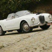 Lancia Aurelia Spider wird versteigert