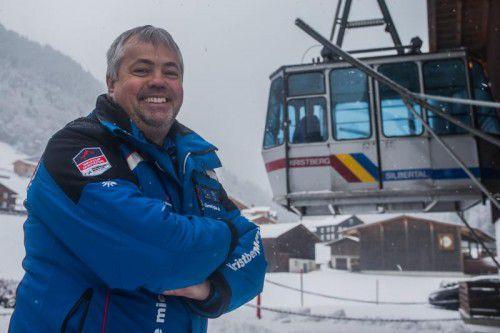GF Jürgen Zudrell freut sich auf die Neuerungen.