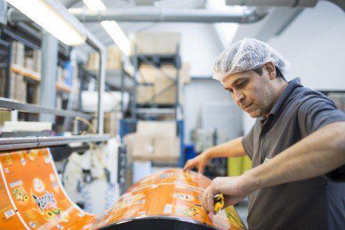 Moderne Druckverfahren benötigen Alkohol als Lösemittel, gerade bei flexiblen Verpackungen.