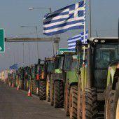 Es gibt keinen Plan für Schengen-Ausschluss