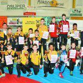 Elf von 18 Meistertiteln gingen nach Vorarlberg