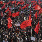 Der Konflikt zwischen dem Iran und Saudi-Arabien eskaliert