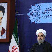 Iran zeigt sich empört über neue Sanktionen