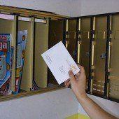 Lange Finger im Briefkasten