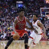 Butler übertraf die Bestmarke von Air Jordan