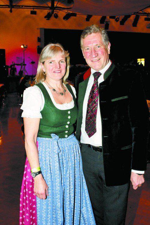 Kathi und LR Erich Schwärzler