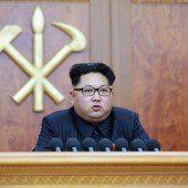 Kim Jong-un zeigt Interesse an Versöhnung