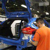 Ford startet Produktion des Focus RS mit 350 PS