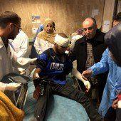 57 Tote nach Anschlag auf Polizeischule