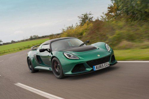 Lotus bringt den Exige Sport 350 auf den Markt. Der kleine Sportler wiegt nur 1125 Kilogramm.