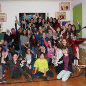 Freiraum für Mädchen in Lustenau wurde eröffnet