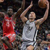 29. Heimsieg in Folge für die Spurs