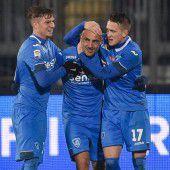 Empoli knüpft Milan Punkt ab